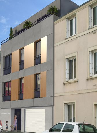 Vente appartement - photo